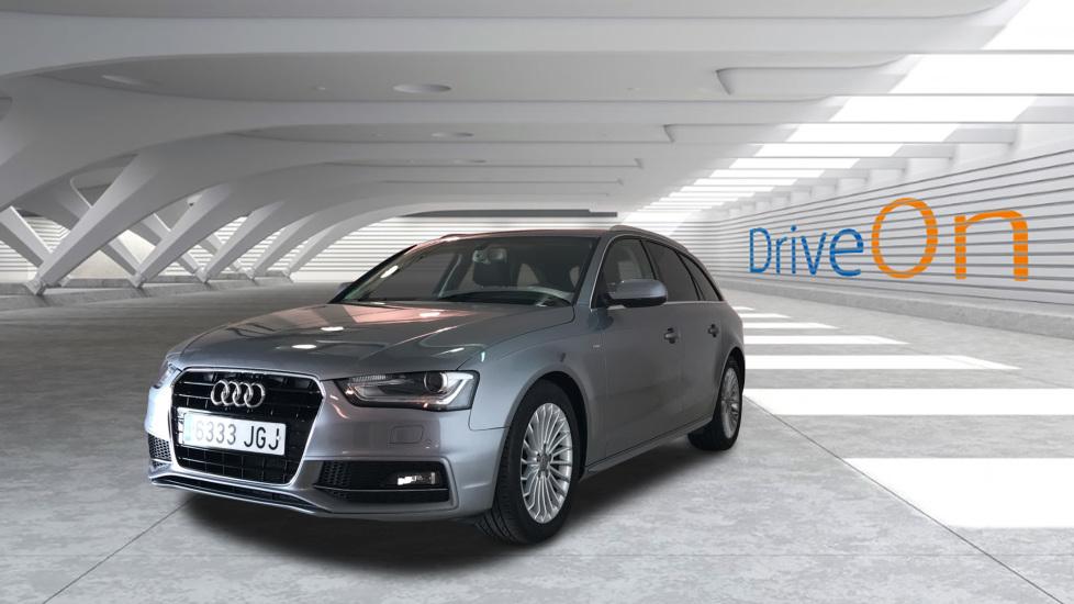 AUDI A4 AVANT 2.0 TDI 163CV ULTRA S LINE EDITION 5P MANUAL