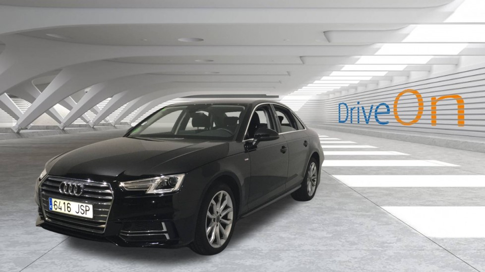 AUDI A4 2.0 TDI 150CV SPORT EDITION 4P MANUAL