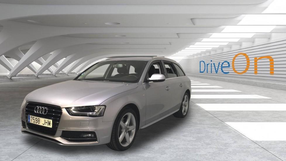 AUDI A4 AVANT 2.0 TDI CLEAN 150CV MULTITR S LINE 5P AUTOMÁTICO