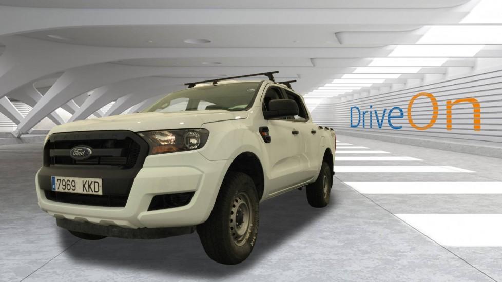 FORD RANGER 2.2 TDCI 4X4 DOBLE CAB. XL S/S CAJA ABIERTA (PICK-UP) 160CV 4P MANUAL