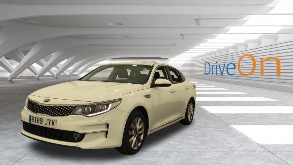 KIA OPTIMA 1.7 CRDI VGT DRIVE ECO-DYNAMICS 141CV 4P MANUAL