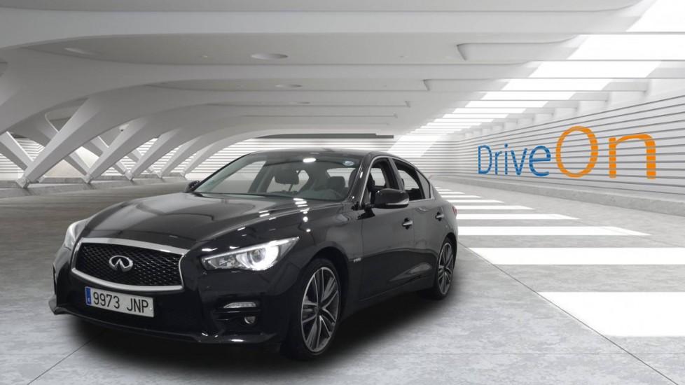 INFINITI Q50 3.5 V6 HYBRID GT SPORT AWD 364CV 4P AUTOMÁTICO