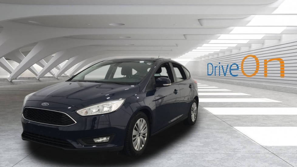 FORD FOCUS 1.0 ECOBOOST AUTO-ST. 125CV TREND+ 5P MANUAL