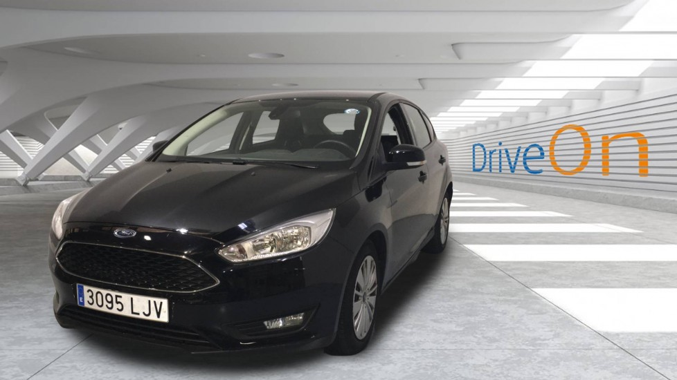 FORD FOCUS 1.0 ECOBOOST  125CV TREND+ 5P MANUAL