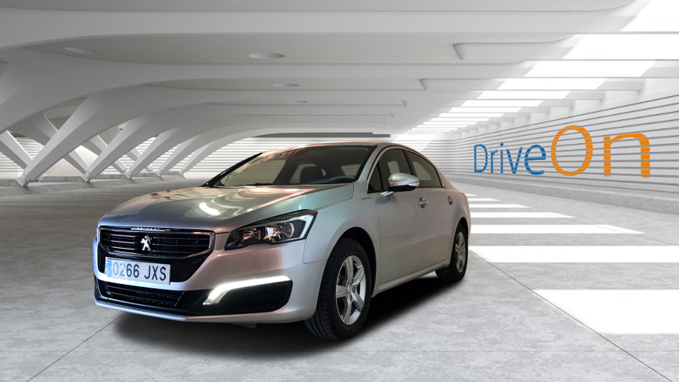PEUGEOT 508 ACTIVE 1.6 BLUEHDI 120CV  BERLINA