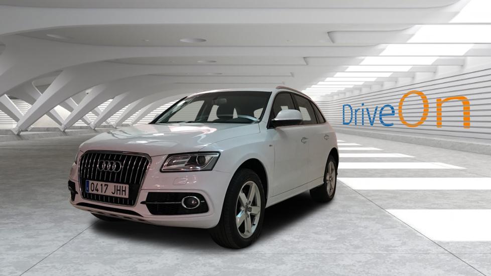AUDI Q5 2.0 TDI CLEAN 190CV QUATT S TRON S LINE 5P AUTO