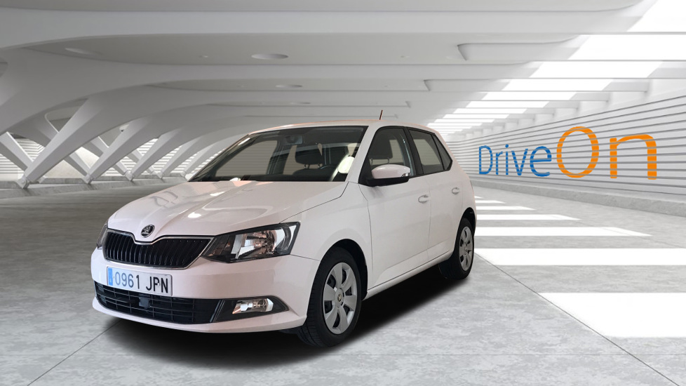 SKODA FABIA 1.4 TDI 90CV AMBITION 5P MANUAL
