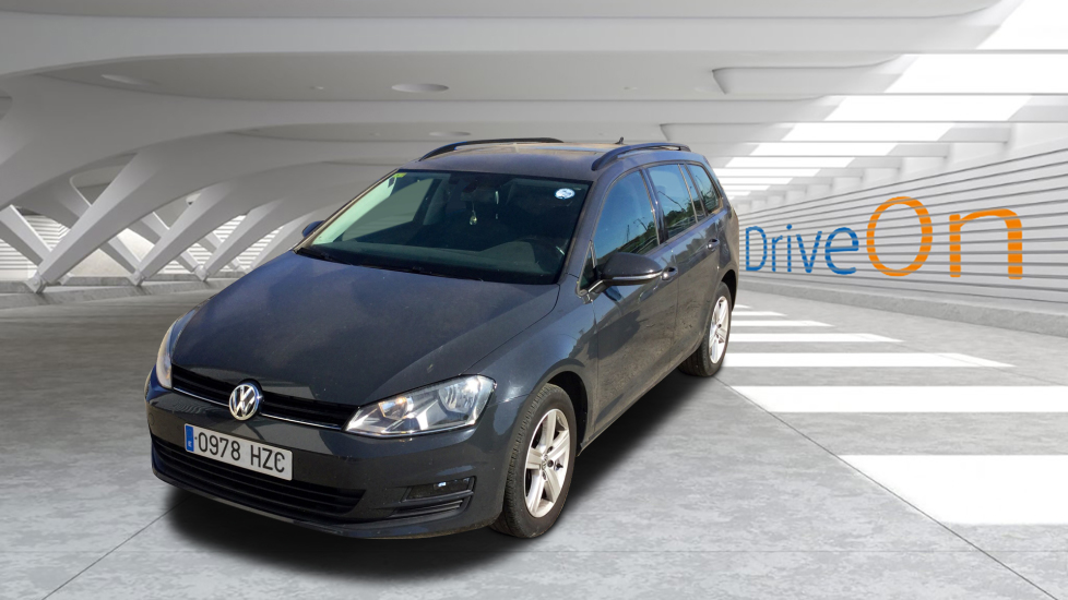 VOLKSWAGEN GOLF VARIANT ADVANCE 1.6 TDI 105CV BMT DSG FAMILIAR 5P MANUAL