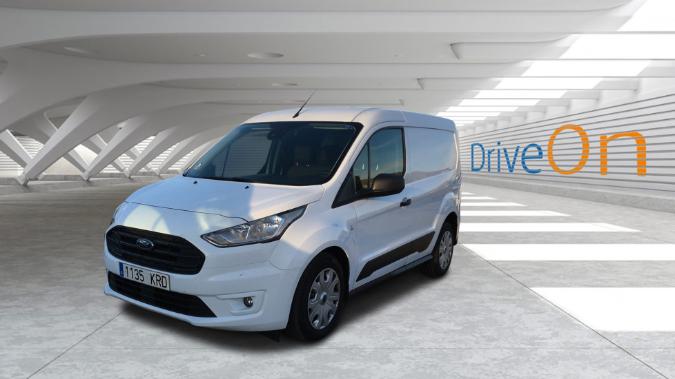 FORD TRANSIT CONNECT VAN 1.5 TDCI TREND 220 L1 DE 120CV 4P MANUAL