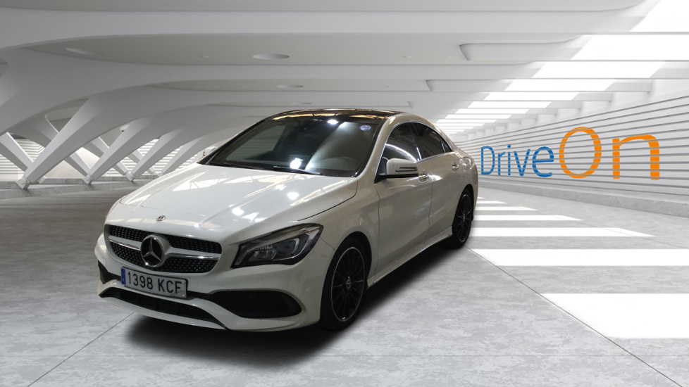 MERCEDES-BENZ CLASE CLA 200 D BERLINA 136CV 4P MANUAL