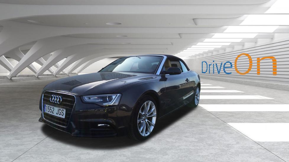 AUDI A5 CABRIO 2.0 TDI CLEAN   MULTIT ADVANCE  190CV 2P AUTOMÁTICO