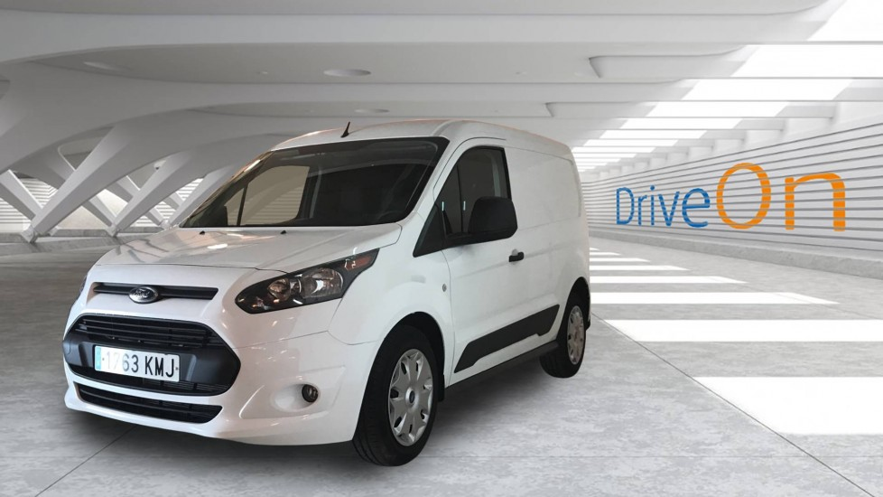 FORD TRANSIT CONNECT VAN 1.5 TDCI TREND 200 L1 100CV 4P MANUAL