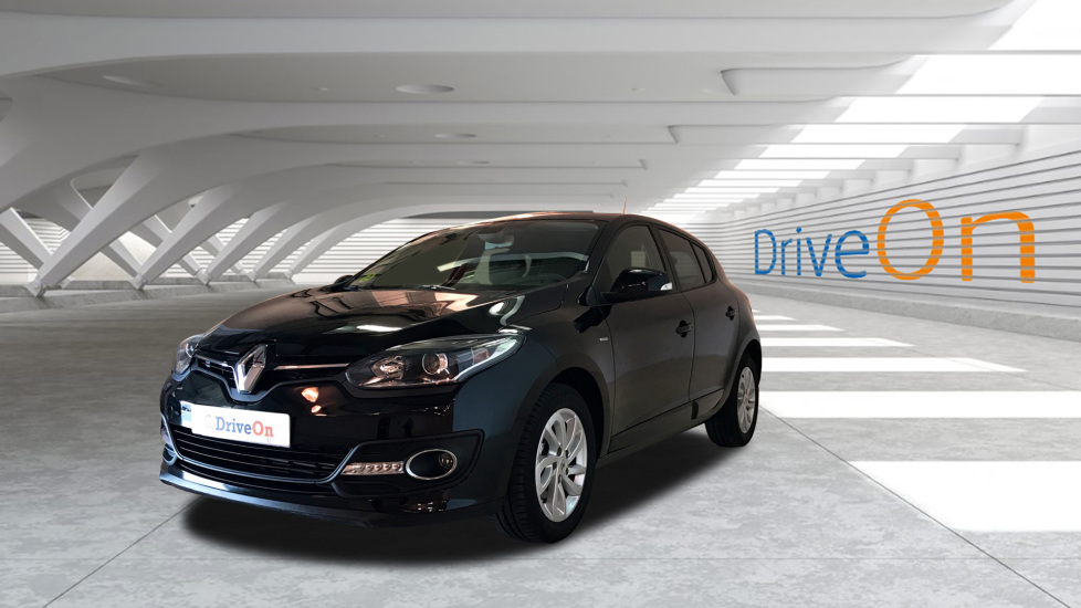 RENAULT MÉGANE LIMITED ENERGY DCI S&S ECO2 110CV 5P MANUAL