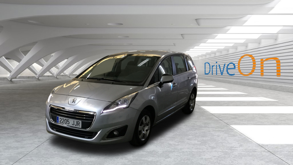 PEUGEOT 5008 ACTIVE 1.6 BLUEHDI FAP 120CV 5P MANUAL