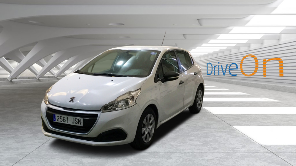 PEUGEOT 208 5P BUSINESS LINE 1.6 BLUEHDI 75CV