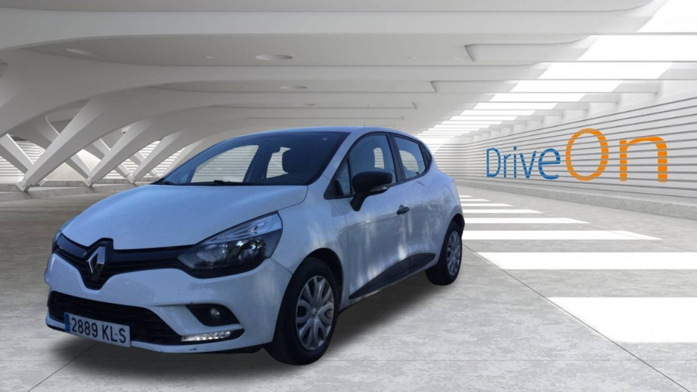 RENAULT CLIO BUSINESS ENERGY DCI 90CV 5P MANUAL