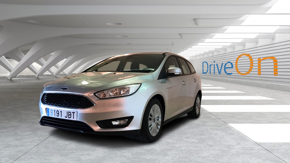 FORD FOCUS 1.6 TDCI 95CV TREND+ SPORTBREAK