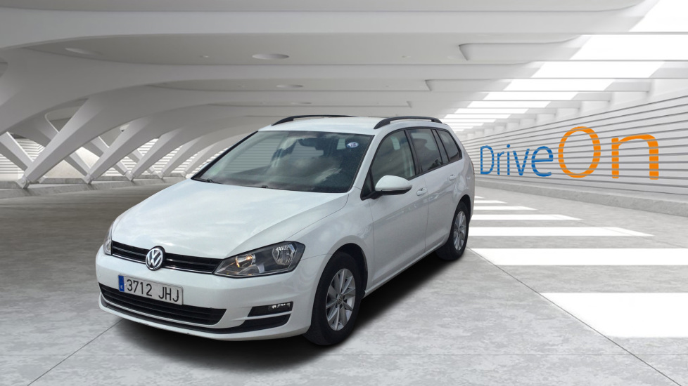 VOLKSWAGEN GOLF VARIANT BUSINESS & NAVI 1.6 TDI  BMT 110CV 5P MANUAL