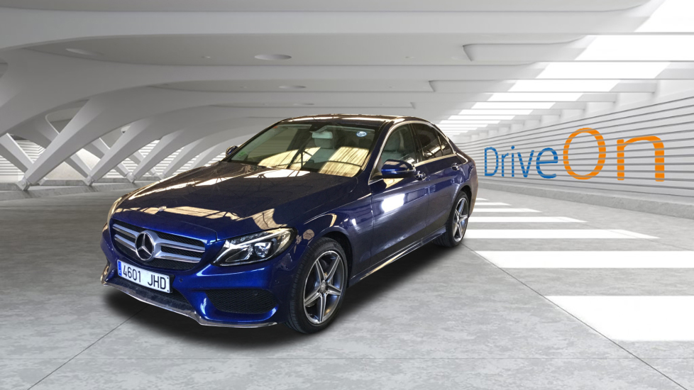 MERCEDES CLASE C 220 BLUETEC BERLINA 170CV 4P MANUAL