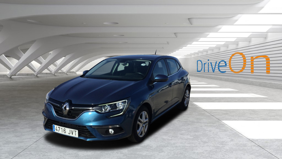 RENAULT MÉGANE BUSINESS ENERGY DCI 90CV 5P MANUAL