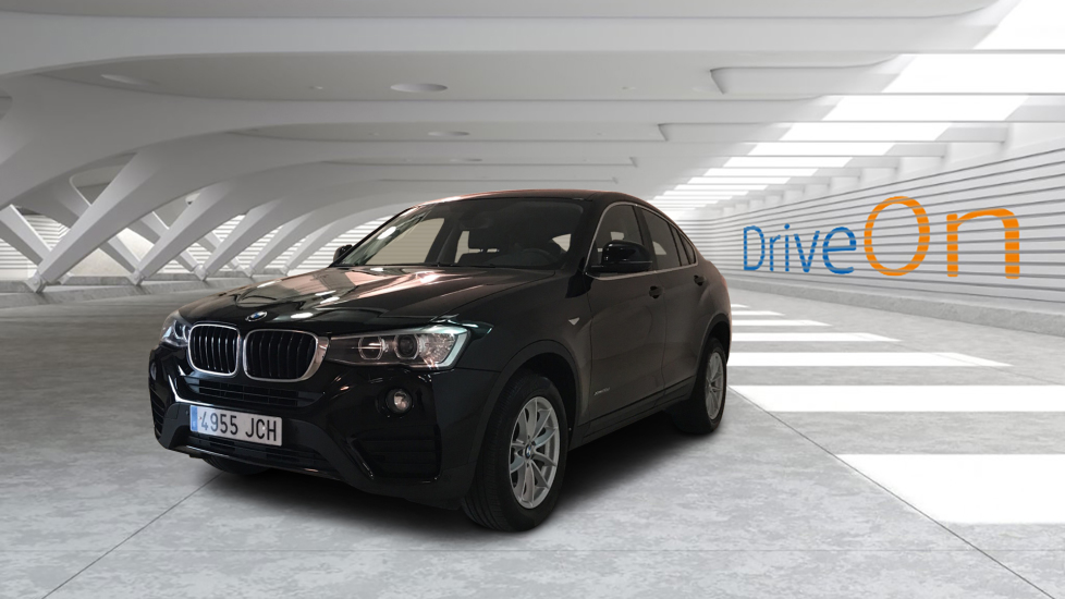 BMW X4 XDRIVE20D 190CV