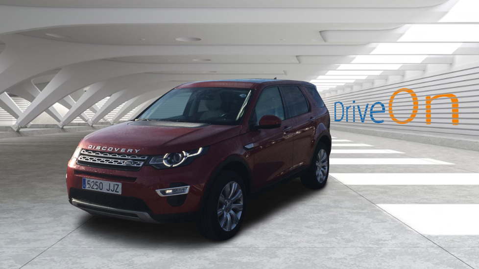 LAND ROVER DISCOVERY SPORT SD4 4WD HSE LUX 190CV 5P AUTOMATICO