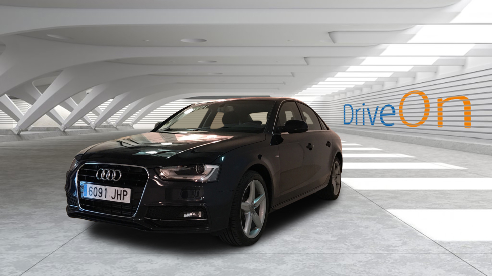 AUDI A4 2.0 TDI CLEAN D 150CV S LINE EDITION 4P MANUAL