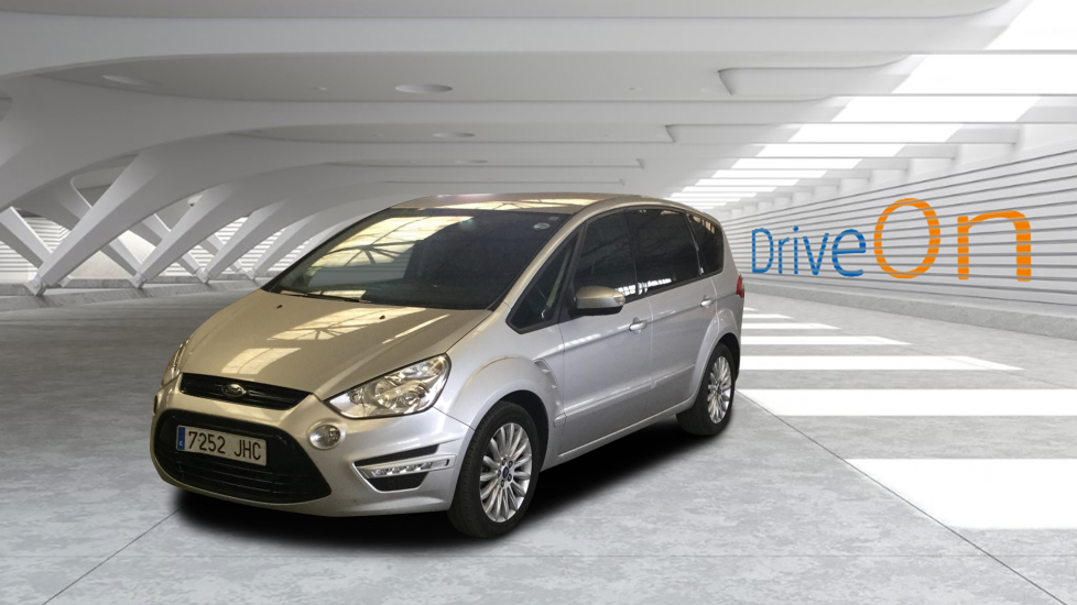 FORD S-MAX 2.0 TDCI 140CV LIMITED EDITION  5P MANUAL