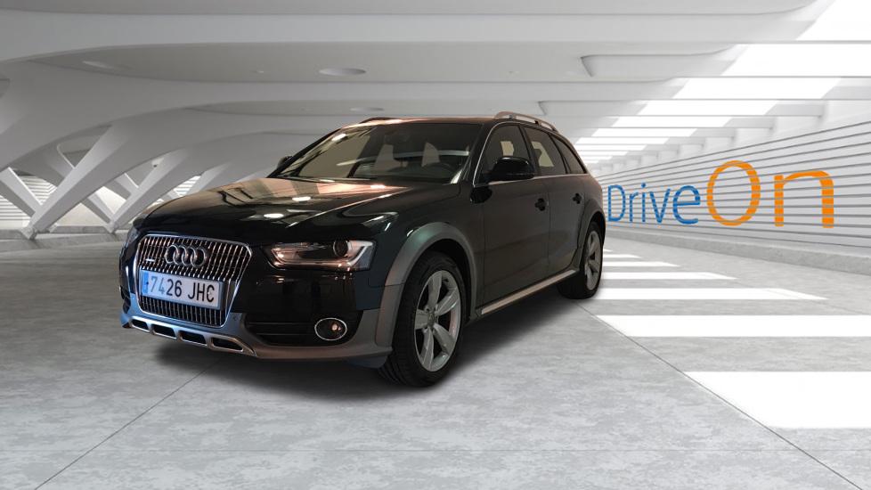 AUDI A4 ALLROAD QUATTRO 2.0 TDI CLEAN D TRON QUAT ADVANCED 190CV 5P
