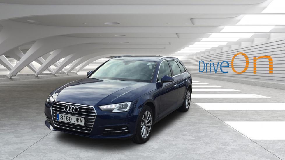 AUDI A4 AVANT 2.0 TDI 150CV DESIGN EDITION 150CV 5P MANUAL