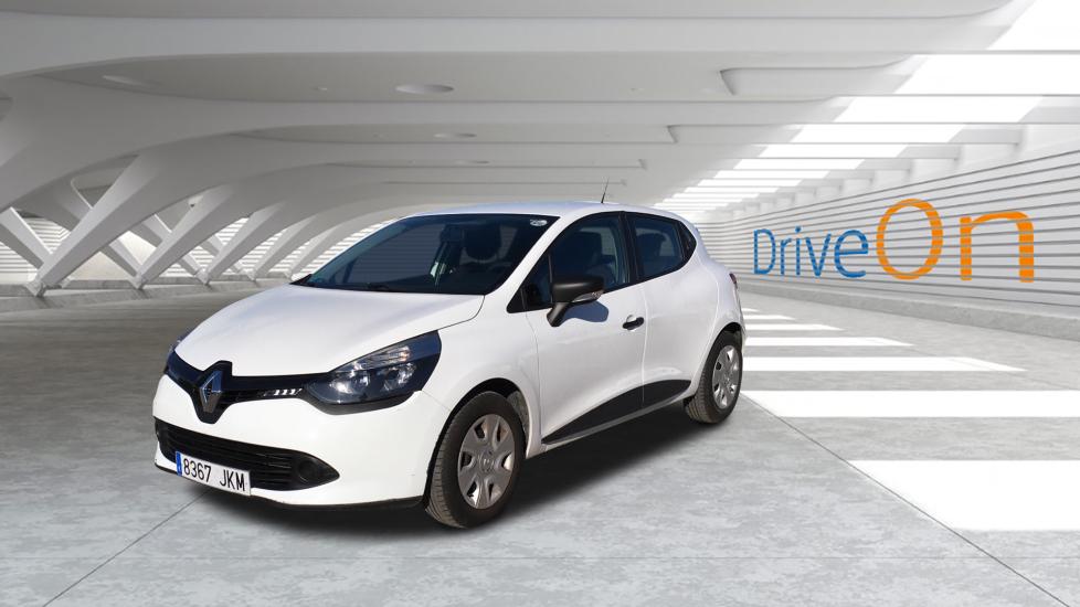 RENAULT CLIO AUTHENTIQUE 1.2 16V 75CV EURO 6 5P MANUAL