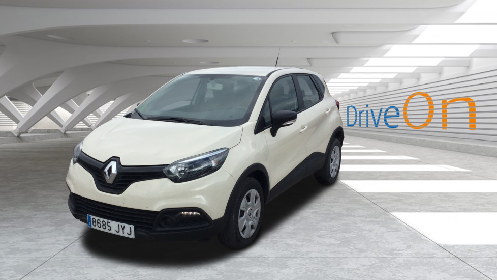 RENAULT CAPTUR LIFE ENERGY DCI 90CV ECO2 5P MANUAL