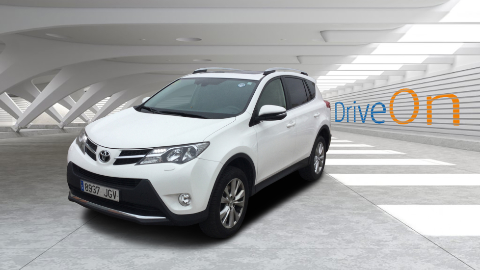 TOYOTA RAV4 150D AWD 4X4 EXECUTIVE 150CV 5P MANUAL