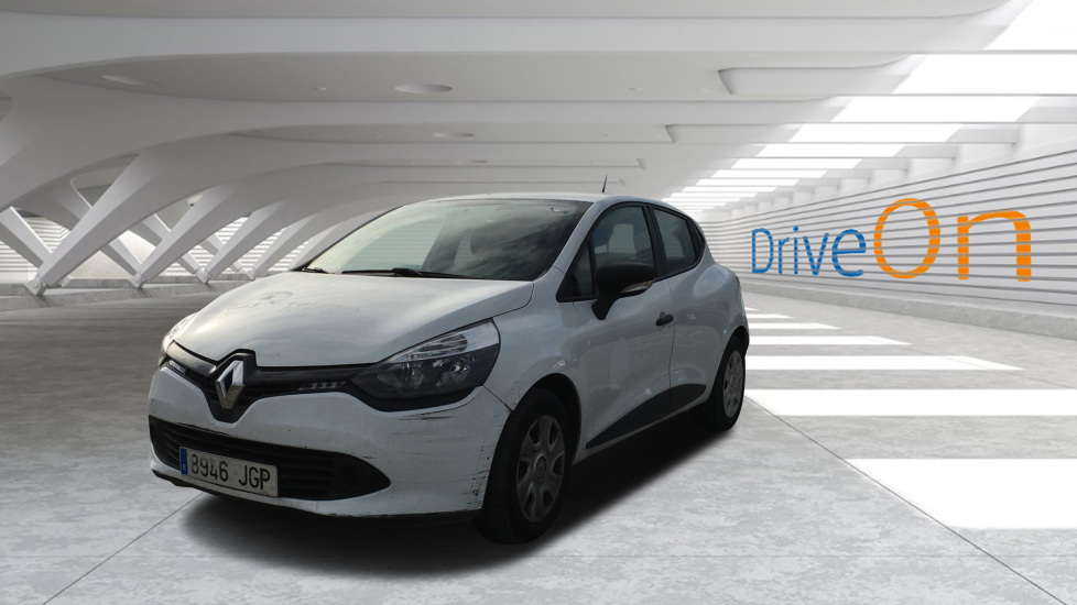 RENAULT CLIO BUSINESS DCI ECO2 BERLINA CON PORTÓN 75CV 5P MANUAL