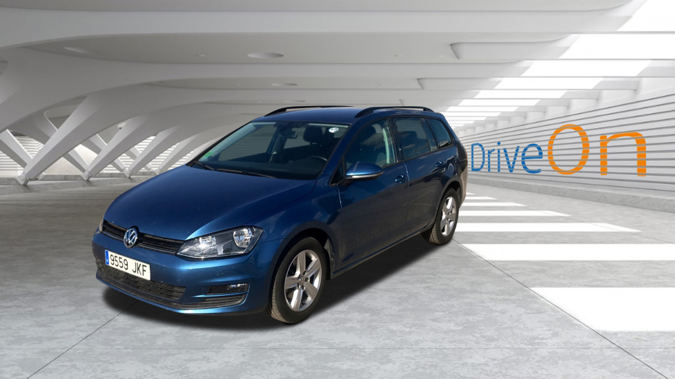 VOLKSWAGEN GOLF VARIANT ADVANCE 1.6 TDI 110CV BMT 5P MANUAL