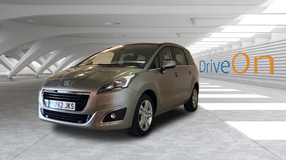 PEUGEOT 5008 ALLURE 2.0 BLUEHDI FAP  150CV 5P MANUAL