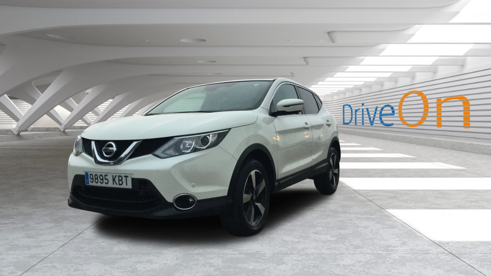 NISSAN QASHQAI 1.5 DCI N-CONNECTA 110 CV  81 KW MANUAL