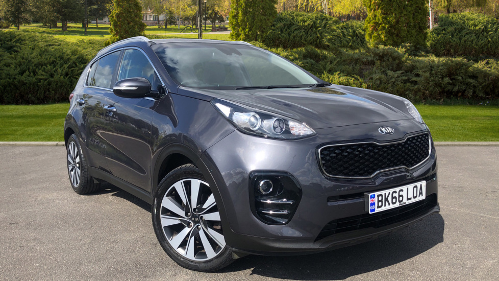 Kia Sportage 1.7 CRDi ISG 3 5dr Diesel Estate (2016) available from County Motor Works Vauxhall thumbnail image