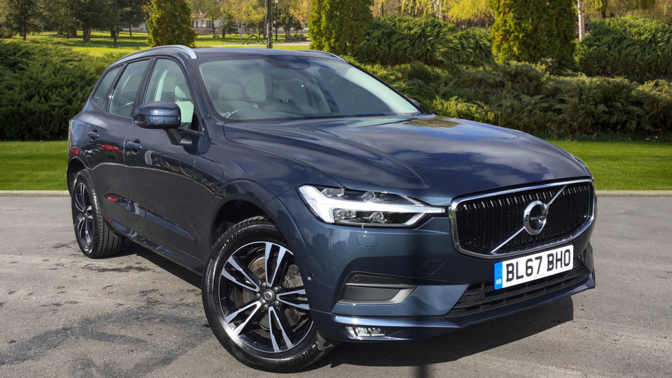 Volvo XC60 2.0 D4 Momentum Pro 5dr AWD Geartronic Diesel Automatic 4x4 (2017)
