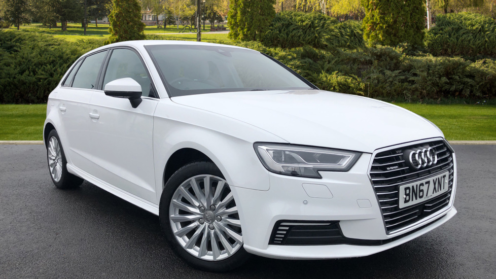 Audi A3 1.4 TFSI e-tron S Tronic Petrol/Electric Automatic 5 door Hatchback (2017) image