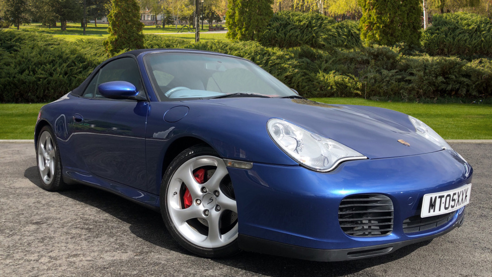 Porsche 911 Carrera 4S 2dr 3.6 Automatic Coupe (2005) at Grange Specialist Cars Swindon thumbnail image