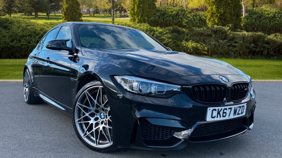 BMW M3 M3 4dr DCT [Competition Pack]  3.0 Automatic Saloon (2017) image
