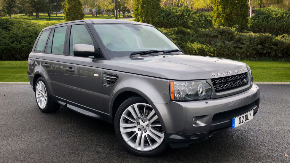 Land Rover Range Rover Sport 3.0 TDV6 HSE 5dr CommandShift Diesel Automatic 4x4 (2011) image