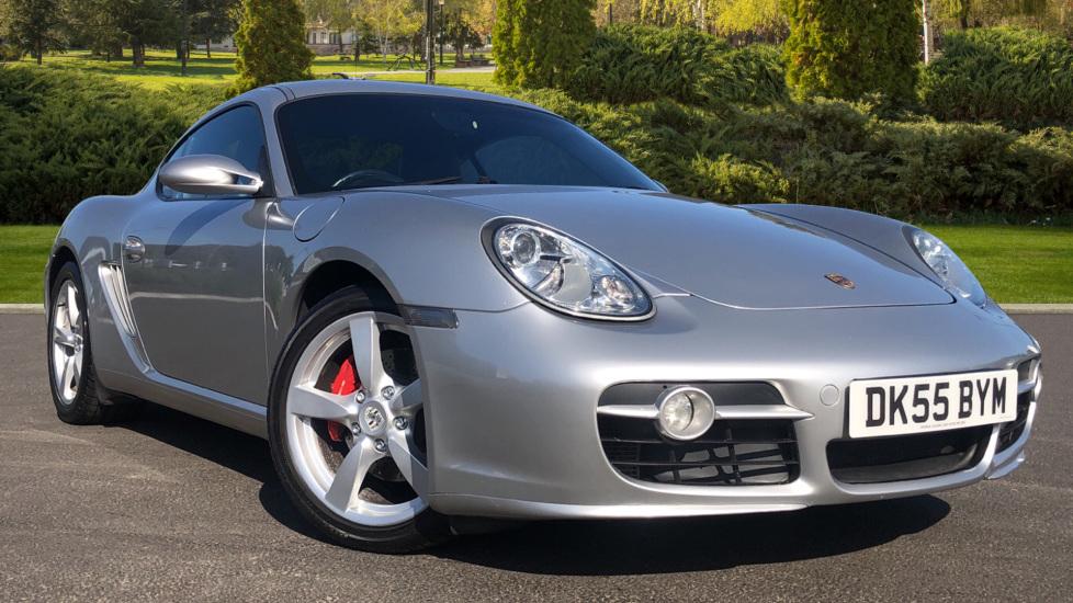 Porsche Cayman 3.4 S 2dr Automatic Coupe (2005)