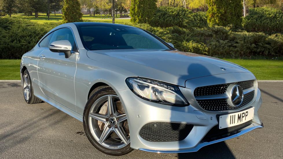 Mercedes-Benz C-Class C300 AMG Line Premium Plus 2dr 9G-Tronic - Headlamps,  LED & 360 Camera  2.0 Automatic 4 door Coupe (2017)