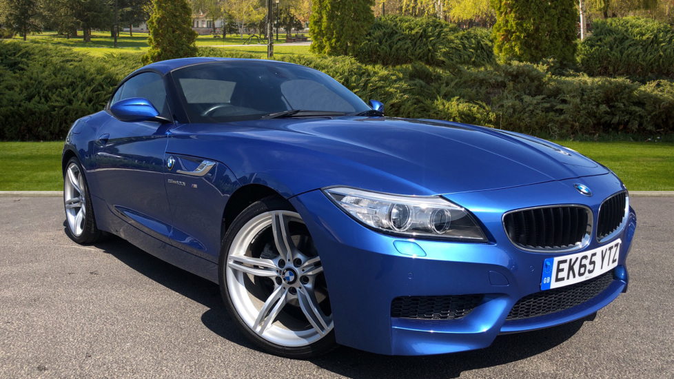 BMW Z4 20i sDrive M Sport 2dr 2.0 Automatic 3 door Roadster (2015)
