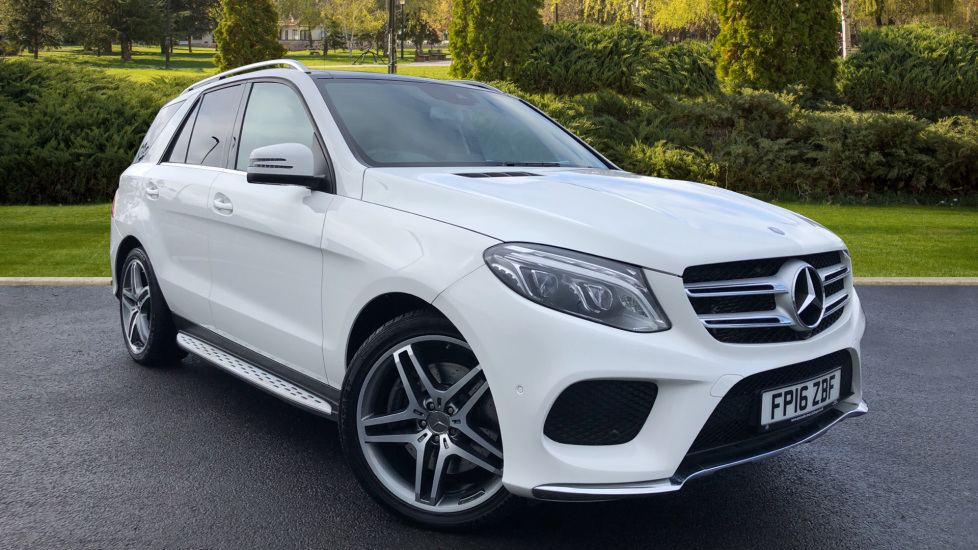 Mercedes-Benz GLE-Class GLE 500e 4Matic AMG Line Premium 5dr 7G-Tronic 3.0 Petrol/Electric Automatic Estate (2016) image