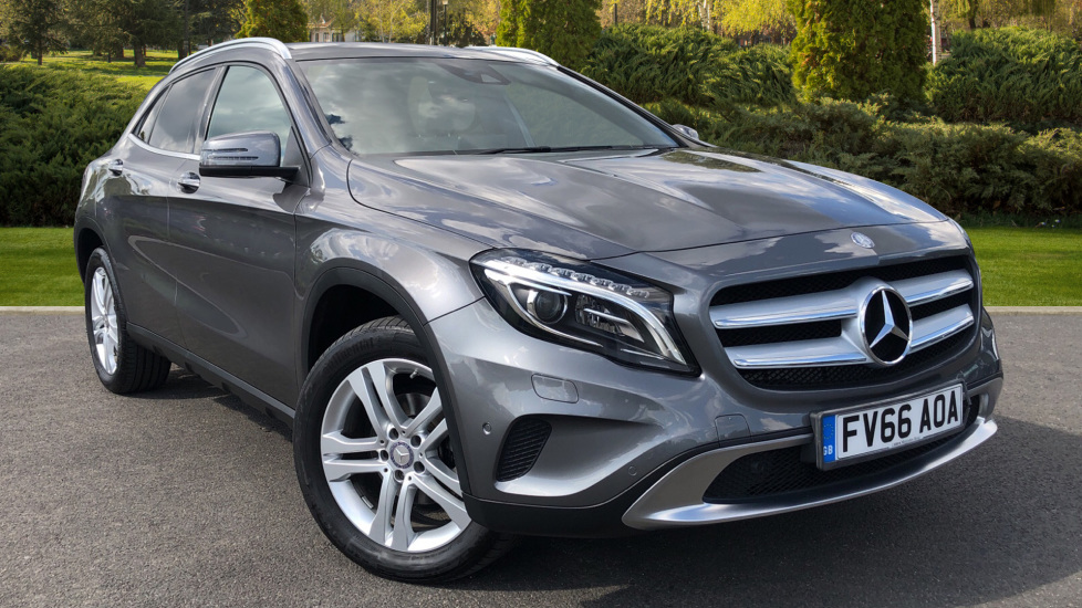 Mercedes-Benz CLA-Class GLA 220d 4Matic Sport 5dr [Premium Plus] 2.1 Diesel Automatic Hatchback (2016)
