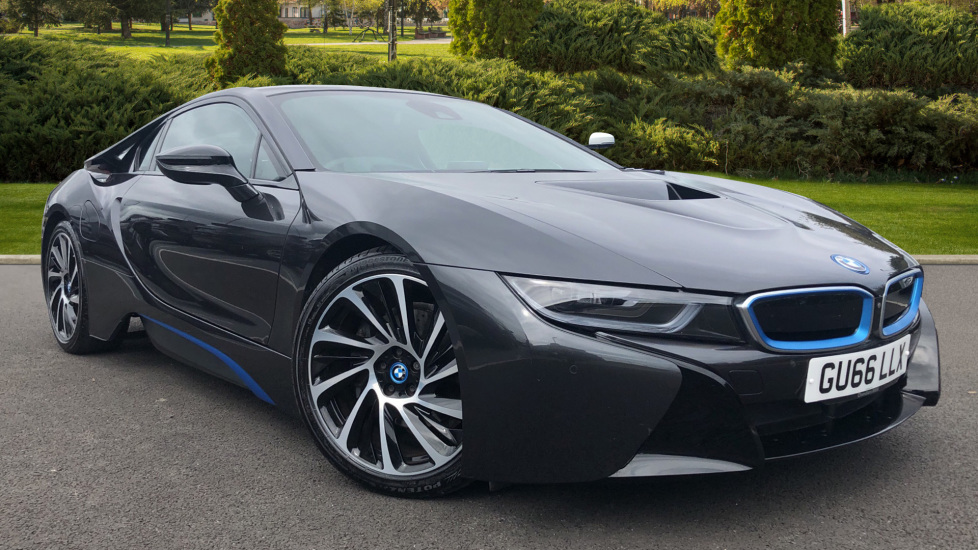 BMW i8 2dr 1.5 Petrol/Electric Automatic Coupe (2016) image