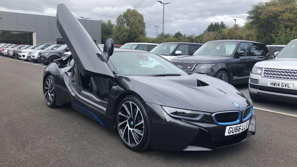 BMW i8 2dr image 17